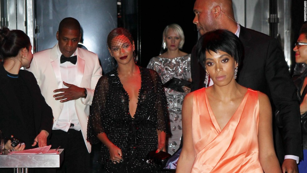 Solange, Jay Z and Beyonce break silence on elevator ...