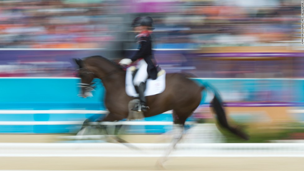 Life has been a blur for Charlotte Dujardin and Valegro since winning double Olympic gold in 2012 courtesy of a host of world records.