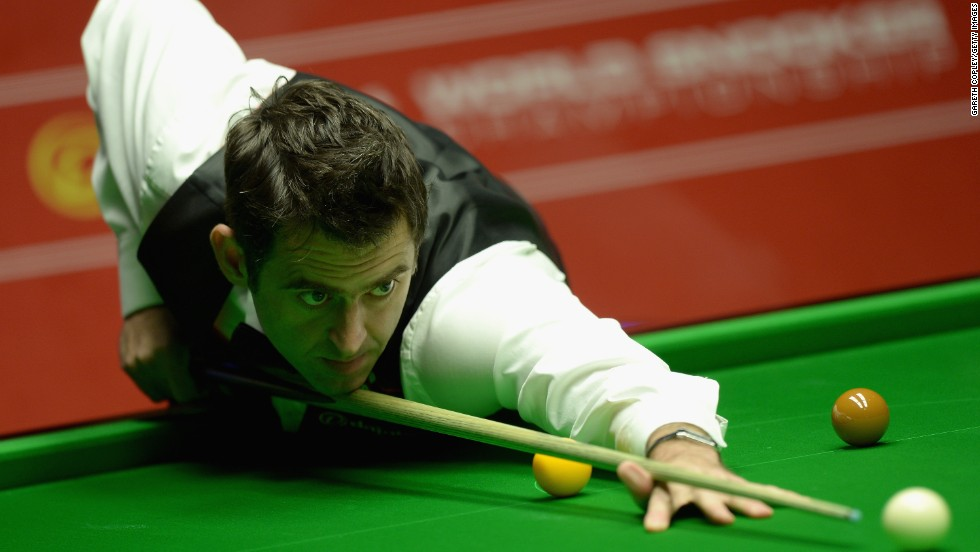 Snooker champion Ronnie O'Sullivan insists that he would have quit the sport had it not been for Peters.