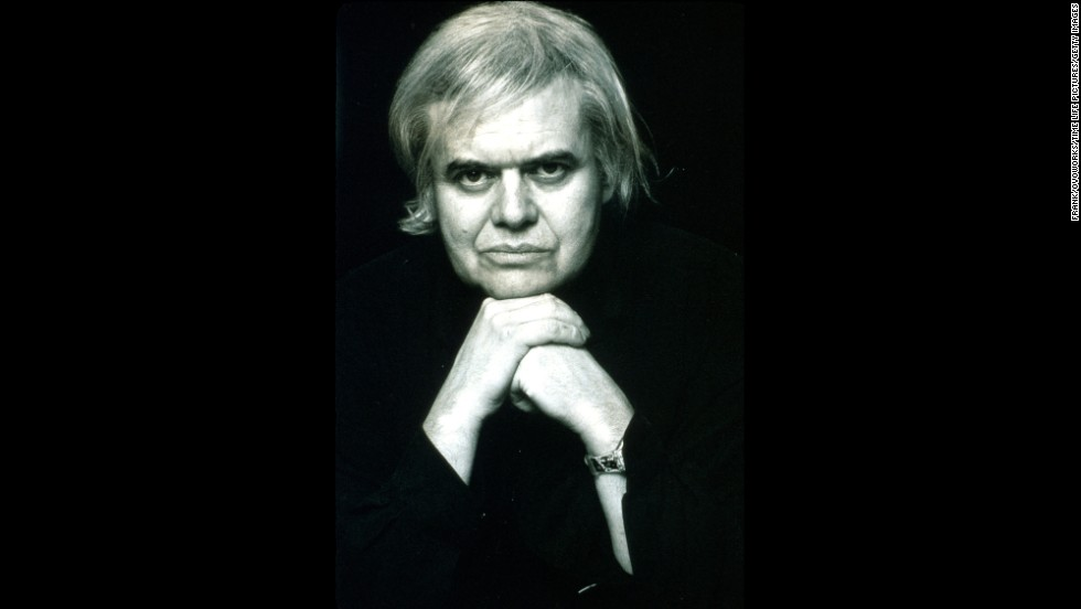 "<a href=""http://www.cnn.com/2014/05/13/showbiz/movies/h-r-giger-dies-obituary/index.html"">H.R. Giger</a>, the Swiss surrealist artist whose works of sexual-industrial imagery and design of the eponymous creature in the ""Alien"" movies were known around the world, died on May 12. He was 74."