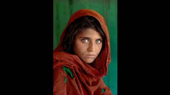 """Steve McCurry has been photographing Afghanistan's people and landscape for 35 years. His iconic portrait """"Afghan Girl"""" has become a symbol of Middle Eastern culture and part of photographic history. The full collection of McCurry's images from Afghanistan is on display at the Beetles+Huxley gallery in London until June 7. Watch McCurry talk about his work from the country."""