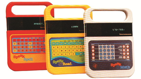 American alternative rock troupe They Might Be Giants are fans of the hacked household appliance: they employed a circuit-bent Speak & Spell toy to rejig one of their hits.