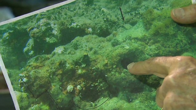 Is Columbus' Santa Maria ship found?