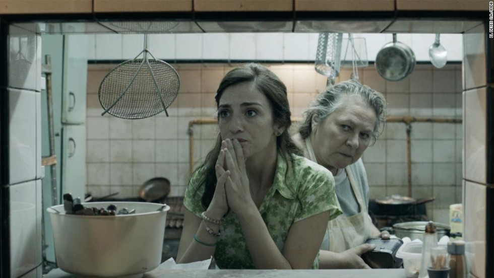 "<strong>""Relatos Salvajes,"" or ""Wild Tales"":</strong> An Argentine movie about those who respond to the pressures, injustices and demands of the world by losing control."
