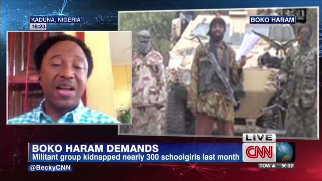 Boko Haram negotiator shares insights