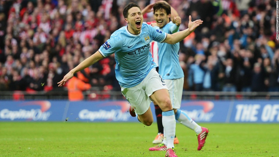 "Nasri drew the ire of Arsenal faithful when he dubbed the fans as ""not that passionate,"" before bolting for a fee of £23.4 million to Manchester City where he won two Premier League titles. The creative midfielder showed signs of brilliance during his three-year spell at the Emirates, making the £13.6 million fee paid to Marseille in 2008 a smart buy."