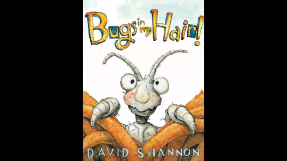 """Book of the year, third through fourth grade: """"Bugs in My Hair!"""" by David Shannon"""
