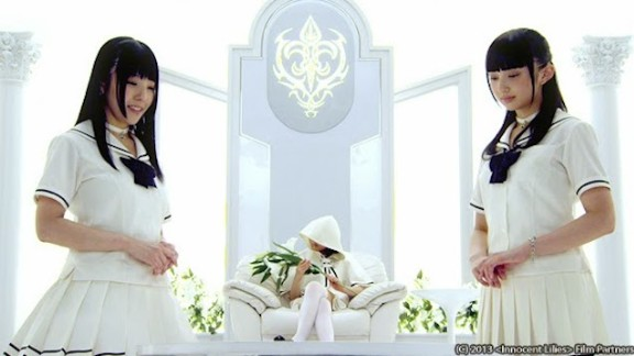 """When the new students arrive at the White Witch Academy, they get trained on the art of witchcraft. They must also put the pains of their lives behind them in Japan's """"Innocent Lillies."""" Will they succeed in becoming white witches?"""