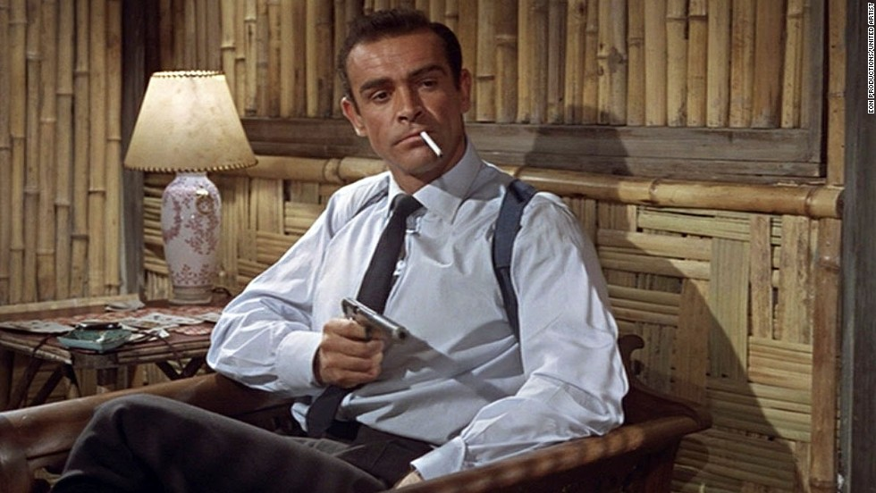 Before Daniel Craig or Pierce Brosnan, there was Sean Connery, who starred  in the 59f90ca3db4a