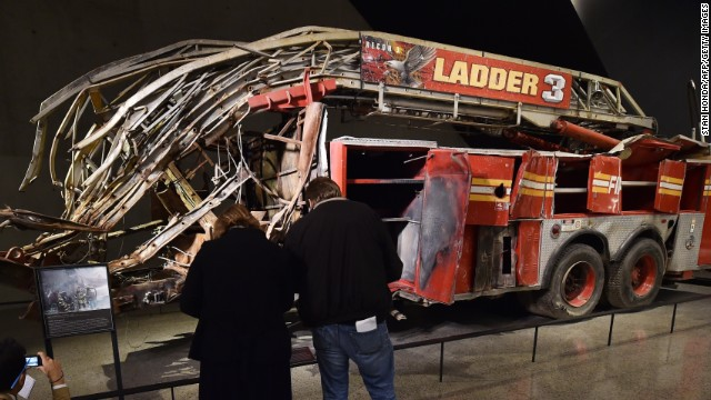 9/11 artifacts get permanent home