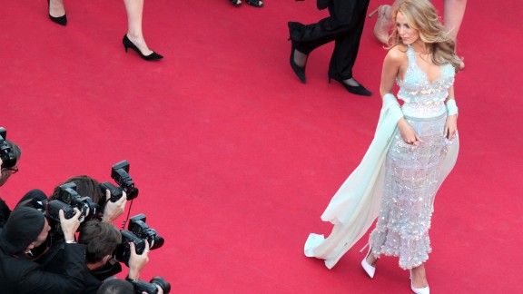 Actress Blake Lively on Thursday, May 15