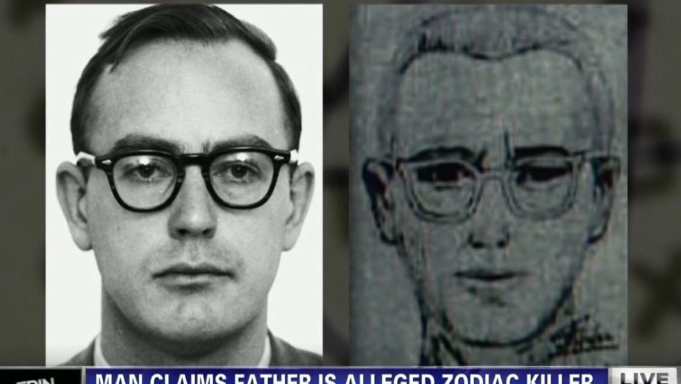 Man Claims Father Was Zodiac Killer Cnn Video