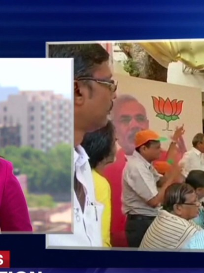 India eyes new government as ruling party concedes defeat is near