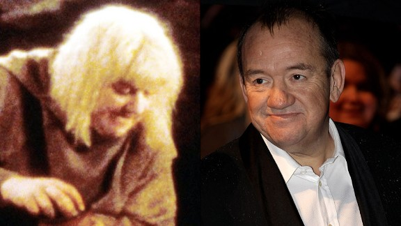 """After playing the Albino, English actor Mel Smith mostly appeared on British TV. Before he died in 2013, he appeared in the critically praised BBC drama """"Dancing on the Edge."""""""