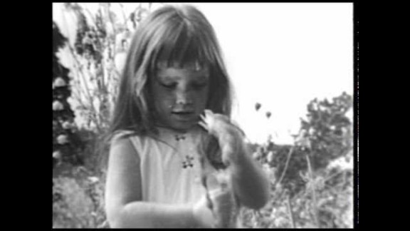 """""""Peace, Little Girl,"""" a 1964 political ad for U.S. President Lyndon B. Johnson, was arguably the most famous — and the most negative — campaign ad in U.S. history. The ad, which played only once, showed a little girl counting daisy petals before an image of a nuclear explosion. Known as the """"Daisy Girl"""" ad, it was credited with helping Johnson defeat U.S. Sen. Barry Goldwater in the landslide 1964 election."""