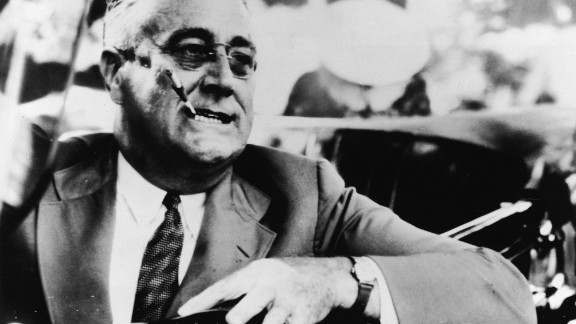 "President Franklin Delano Roosevelt wasn't a fan of the number 13. Biographer John Gunther wrote, ""He hated Friday the 13th, he would never start an important trip on a Friday if he could help it, and he disliked sitting down with 13 at dinner,"" according to the Smithsonian."