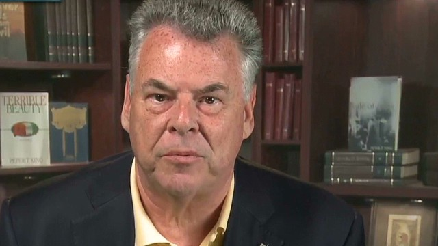Peter King tells Clinton: 'Get ready'
