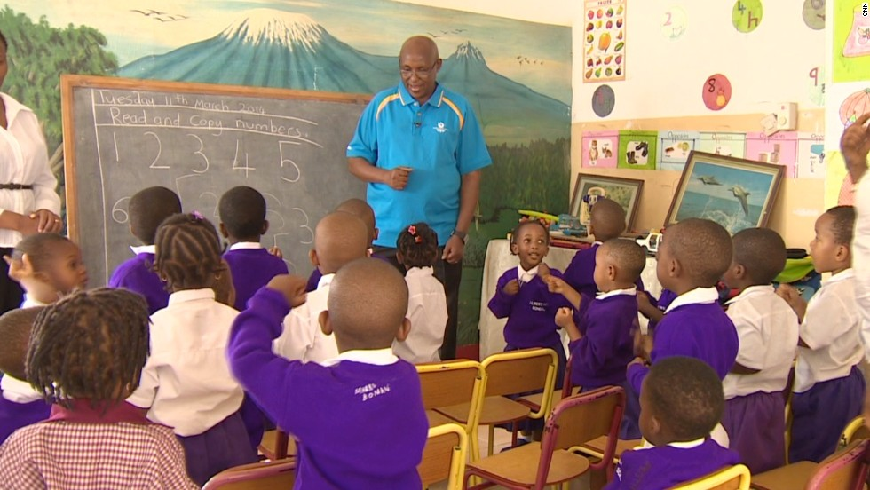 From a class of just seven kids held in a garage to several schools with 1300 students and 120 employees, Bayi believes his success as an educator is a miracle.