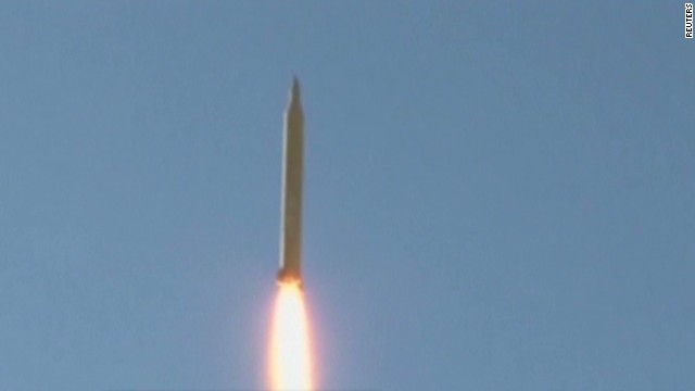 U.N. report: Iran developing new missiles