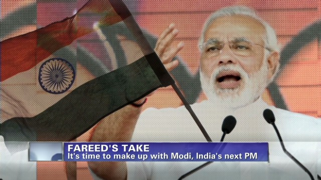 Fareed's Take: India-U.S. relationship