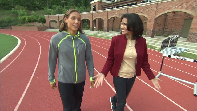 Fredericka Whitfield Face to Face Lolo Jones_00000000.jpg
