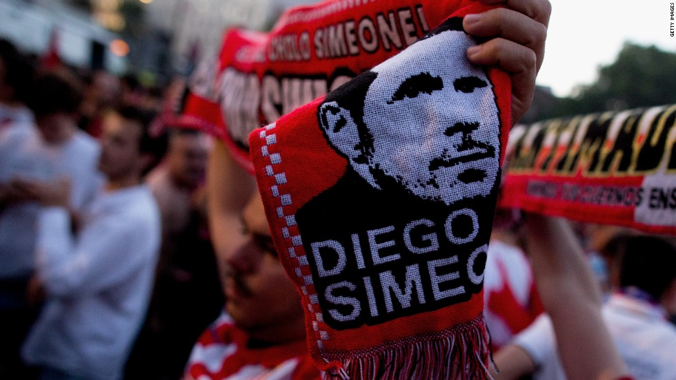 After one of the tightest and most exciting title races in Spanish history, Atletico Madrid was crowned La Liga champion Saturday. The club's resurgence can largely be attributed to coach Diego Simeone.