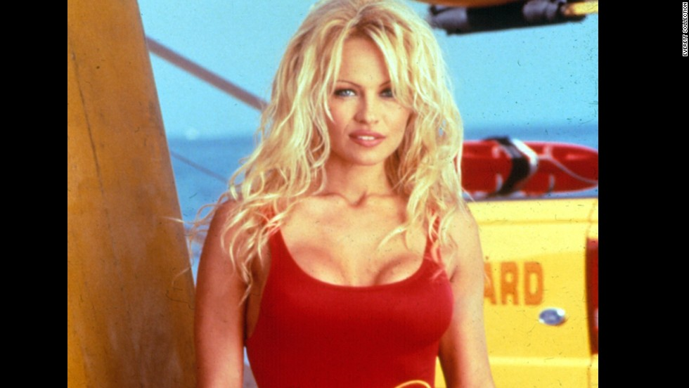 "Pamela Anderson is probably best known for her role as C.J. Parker in the TV series ""Baywatch."" Check out some of the other roles the actress has performed."