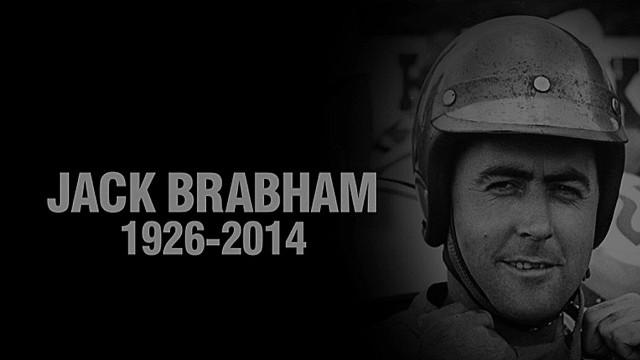 F1 legend Jack Brabham dies at age 88