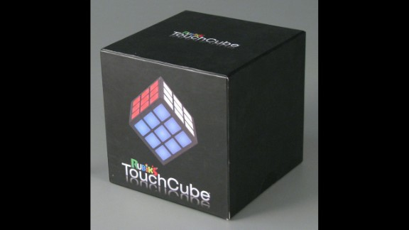 In 2009, the cube was upgraded to modern times with the Rubik