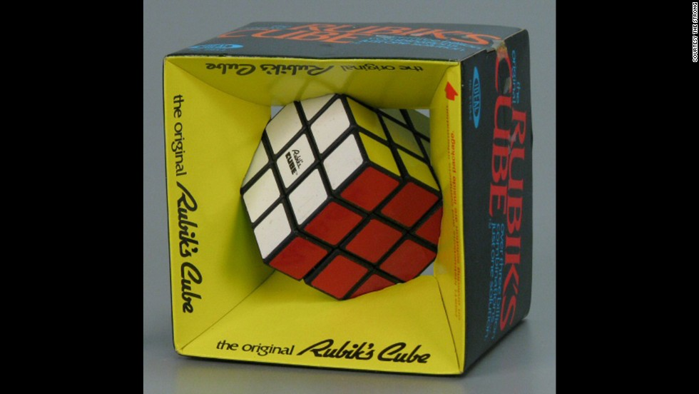 "The Rubik's Cube: Since its invention by Hungarian professor Erno Rubik in 1974, an estimated 350 million Rubik's Cubes have been sold, and about one in seven people alive has played with the cube, <a href=""http://rubiks.com/history"" target=""_blank"">according to its website.</a>"