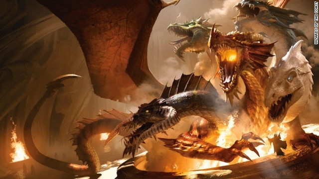 40 Years Later Dungeons Dragons Still Inspiring Gamers Cnn