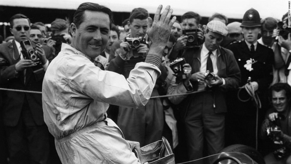 "Australian racing legend <a href=""http://www.cnn.com/2014/05/19/sport/motorsport/formula-one-jack-brabham-dead/index.html"">Jack Brabham</a> died on May 19, according to Brabham's son David. Brabham, 88, was a three-time Formula One world champion."