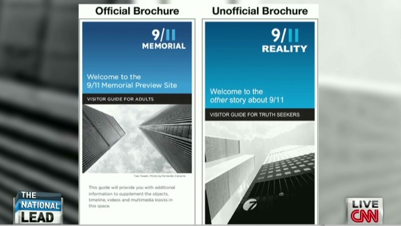 Lead intv bazelon 911 truthers museum fake brochure _00003529.jpg