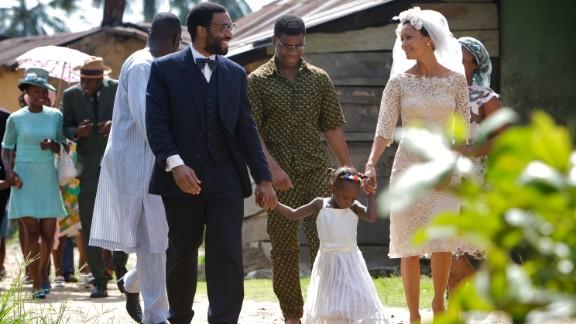 The film is an adaptation of Nigerian writer Chimamanda Ngozi Adichie's bestselling novel of the same name.