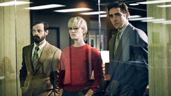 "A scene from the AMC series ""Halt and Catch Fire."""