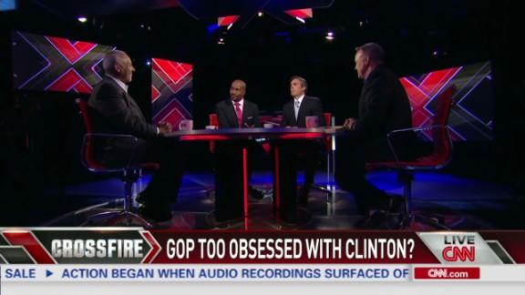Crossfire too soon for Clinton?_00000000.jpg