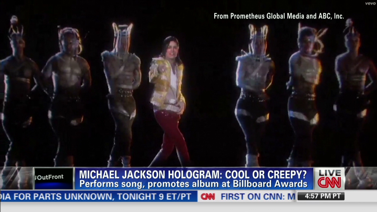 Are hologram performances the new norm? - CNN Video