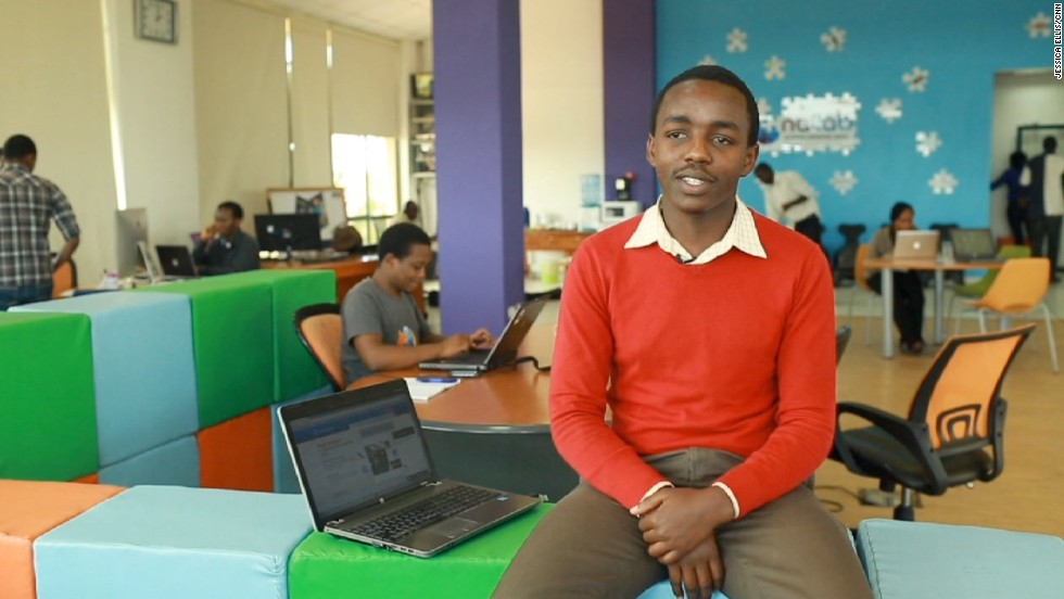 "Kenyan entrepreneur Boniface Githinji founded <a href=""http://sematime.com/index.php"" target=""_blank"">Sematime</a>, an SMS service provider in Nairobi. His start-up custom designs special features so clients can send information, bills and invoices to large groups through text messages."