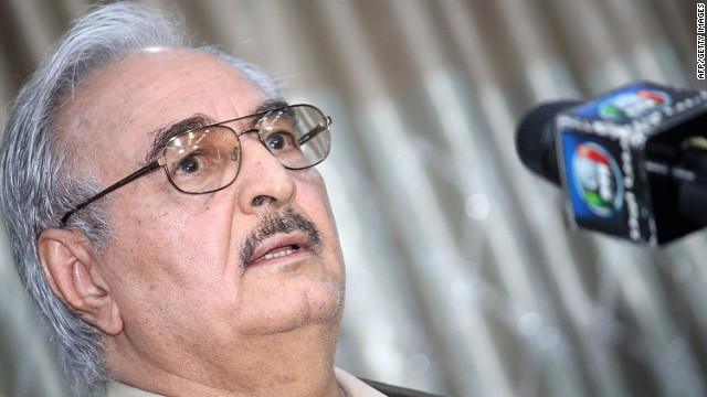 Who is General Khalifa Haftar?