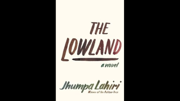 """""""The Lowland"""" by Pulitzer Prize-winning writer Jhumpa Lahiri is on author Emma Donoghue's summer reading list. It's a family drama that takes place in India and the United States from the 1960s to the present."""