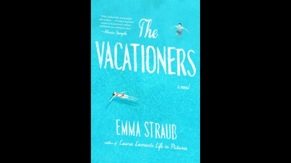 """Romance writer Jojo Moyes has Emma Straub's """"The Vacationers"""" on her summer reading list. In the book, jealousy and secrets bubble to the surface during a dysfunctional family's two-week vacation in Mallorca."""