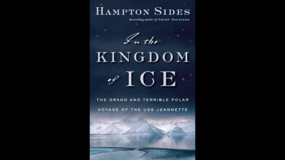 """Koryta has several nonfiction titles on his summer reading list, including """"In the Kingdom of Ice"""" by Hampton Sides, a """"white-knuckle tale"""" of polar exploration in the late 19th century."""