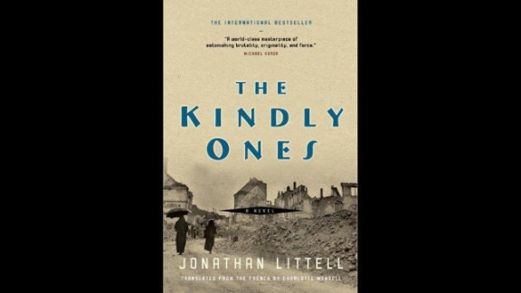 """Also on Ferris' summer reading list is the critically acclaimed novel """"The Kindly Ones"""" by Jonathan Littell. It's about a former Nazi officer who reinvents himself after World War II as a family man in France."""