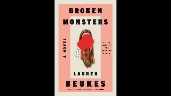 """Also on Lotz's summer reading list is """"Broken Monsters,"""" by South African author Lauren Beukes. Her latest is described as a """"genre-bending"""" crime thriller set in Detroit."""