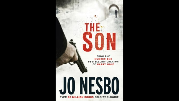 """Koryta also plans to read """"The Son"""" by Jo Nesbo, Norway's best-selling crime writer. It's a dark thriller about a young man who breaks out of prison seeking revenge for his father's death."""