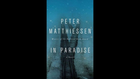 """Koryta also plans to read """"In Paradise,"""" the last book by the late Peter Matthiessen, about a spiritual retreat at the site of the World War II concentration camp Auschwitz."""