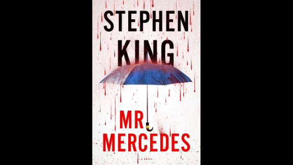 """Koryta and author Sarah Lotz said they're looking forward to reading Stephen King's new novel, """"Mr. Mercedes"""" when it hits shelves in June. It's described as King's first """"hard-boiled detective tale"""" about the search for a hit-and-run killer."""