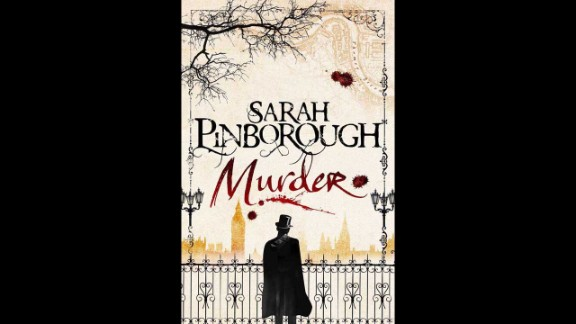 """Lotz is planning to read """"Murder"""" by British novelist Sarah Pinborough. It's a thriller about a police surgeon in London in the era of Jack the Ripper."""