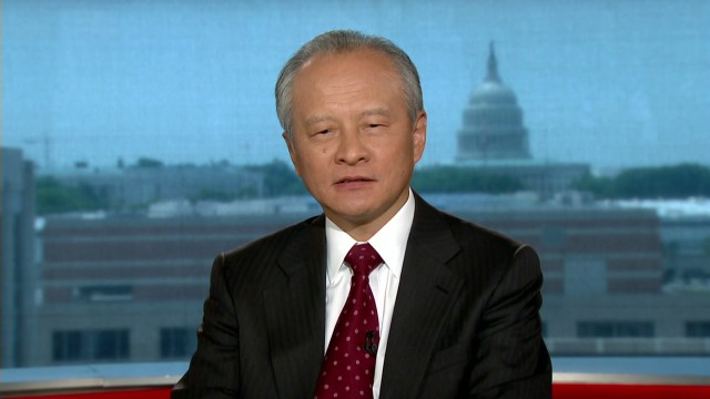 China: U.S. pivot needs 'rebalancing'