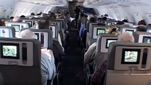 Harmful germs can live days on airplanes